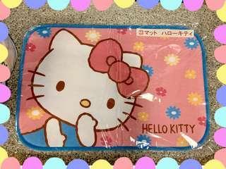 Sanrio Kuji Hello Kitty Floor Mat