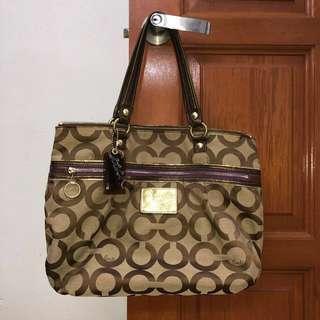 #SparkJoyChallenge Coach Handbag Authentic