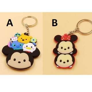 🚚 Disney Tsum Tsum Key Chain