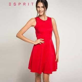 ESPRIT Red Dress