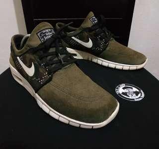 "Nike SB Janoski Max ""Camo"""