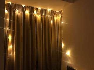Led 串燈 warm white color