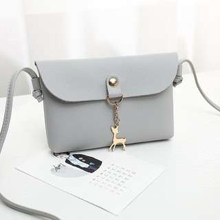 57f4a15150 Graycy Cat Adjustable Straps Bag, Women's Fashion, Bags & Wallets ...