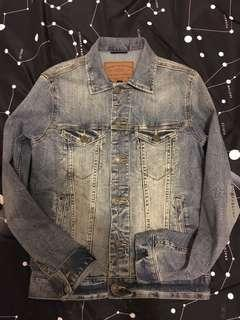 aeo light Denim Jacket
