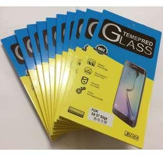🚚 [現貨]三星 Samsung  S7 edge screen protector手機膜 保護貼膜 防爆軟膜 熱彎防爆軟膜