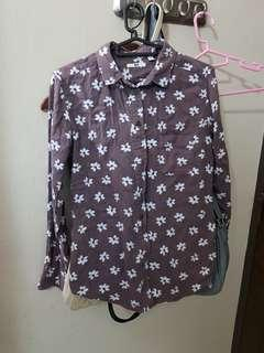 Uniqlo vintage shirt