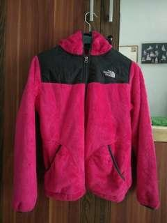 Jaket Bulu Hangat The North Face Original