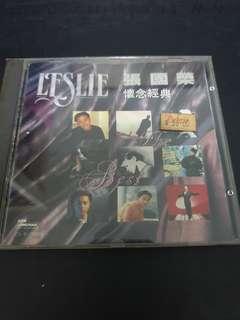 Leslie Cheung The Best 張國榮 懷念經典 CD