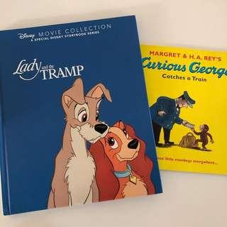 🚚 Special Disney Storybook Series - Lady and the Tramp