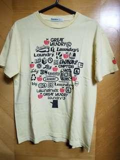 Laundry T-shirt japan