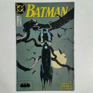 Batman No.431&432 comics