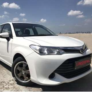 Toyota Corolla Axio 1.5A G (Low Mileage Almost as New Condtion)