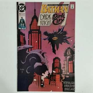 Batman comics lot