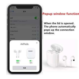 Apple AirPods Popup window function Wireless Earbuds White CHARGING CASE NEW