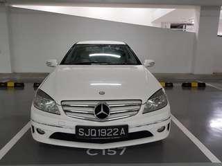 Mercedes-Benz CLC180 Kompressor Auto