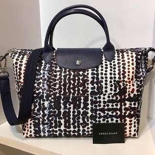 Longchamp Bag polka dot