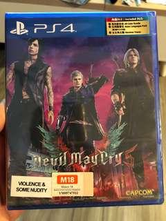 🚚 Devil May Cry 5