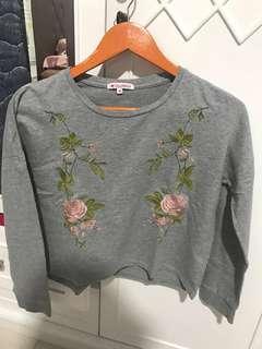 Sweater color box ukuran M