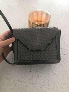 Vintage crossbody - made in the USA