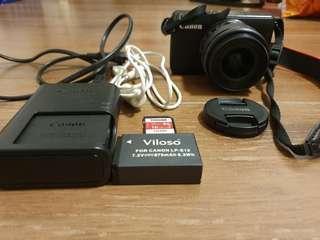 🚚 Canon EOS M10