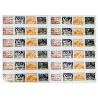 🚚 1949 Universal Postal Union set in mint condition (20 countries)