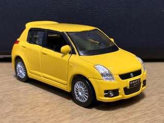 SUZUKI SWIFT 2010 ( diecast metal ) 1:40