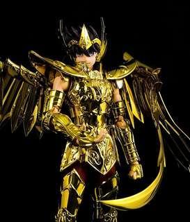 聖鬥士星矢 聖衣神話 皇級星矢