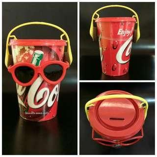 Coca cola Coin Bank