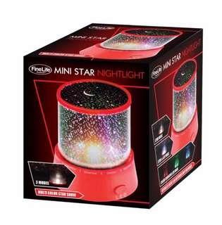 燈具 - 星星小夜燈 Mini Star Light