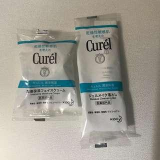 Curel Sample 2件