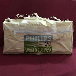 Vintage Philips Duffle Bag