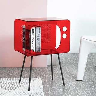 CUBIK Creative Side Table Cabinet