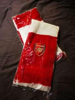 Brand new authentic Arsenal FC scarf