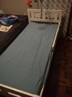 IKEA Kritter Bedset plus Sufflet Bed tent