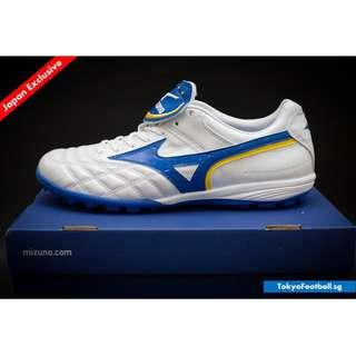 Mizuno Rivaldo 2002 World cup Wave Cup Legend astro TF K leather soccer football boots shoes