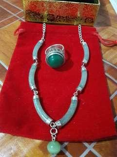 Authentic Jade Set