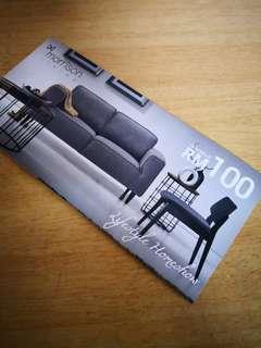 #MMAR18 Furniture Voucher Rm100