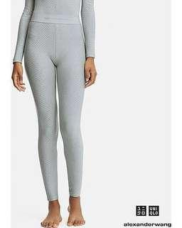 Alexander Wang UNIQLO Ribbed Leggings Small