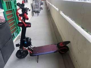Speedway 4 futecher 52v 26ah 600watts