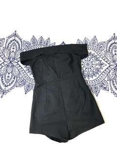 Size 10 | Melrose Avenue Playsuit