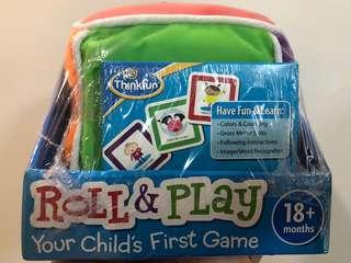 🚚 Roll & Play Toddlers First Game