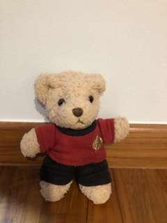 Star Trek Teddy Bear