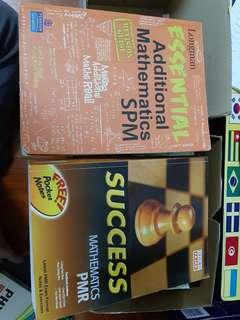 *REDUCED* SPM REFERENCE BOOKS