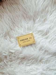 💵 Forever 21 Credit 💵