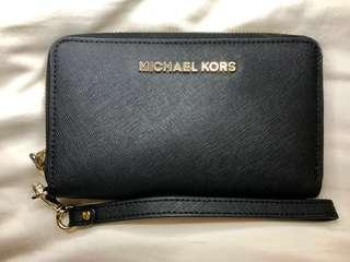 [Michael Kors] Wallet with strap