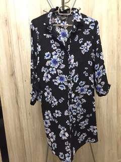 Authentic DOROTHY PERKINS Floral Dress - UK8