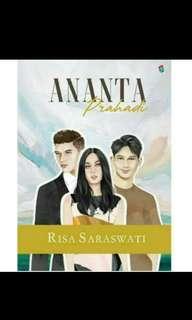Ananta Prahadi - Risa Saraswati