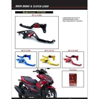 Break & Clutch Lever 1 pair for Yamaha NVX155
