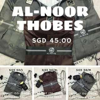 AL-NOOR THOBES