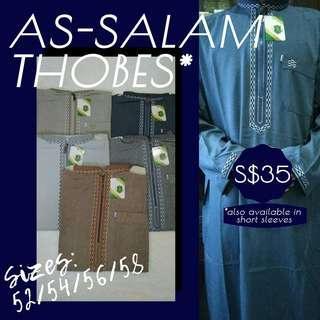 AS-SALAM THOBES